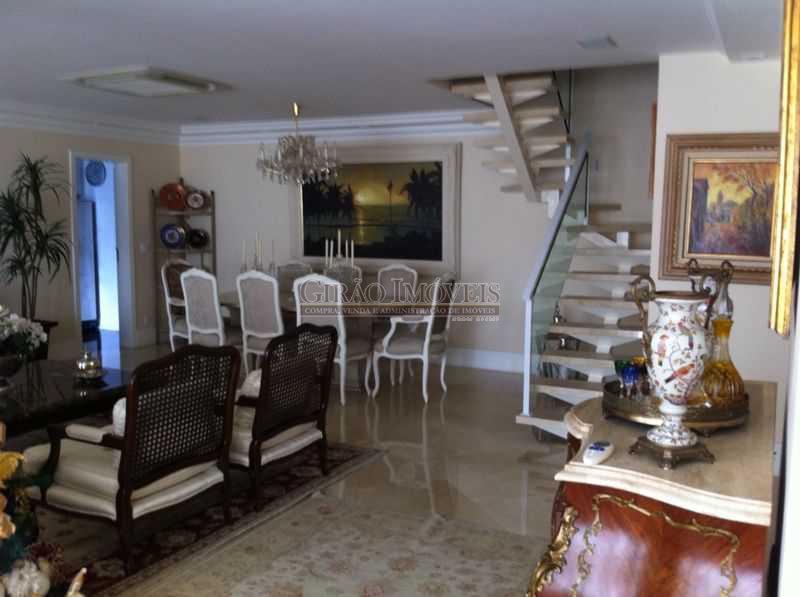 Apartamento À Venda - Barra da Tijuca - Rio de Janeiro - RJ - GIAP30648 - 1