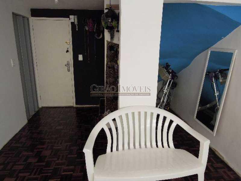 2 - Apartamento à venda Avenida Presidente João Goulart,Vidigal, Rio de Janeiro - R$ 250.000 - GIAP20557 - 3