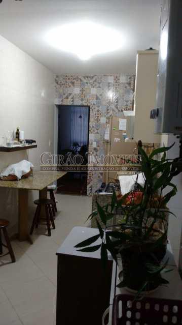 5 copa-cozinha - Apartamento À Venda - Copacabana - Rio de Janeiro - RJ - GIAP30652 - 6