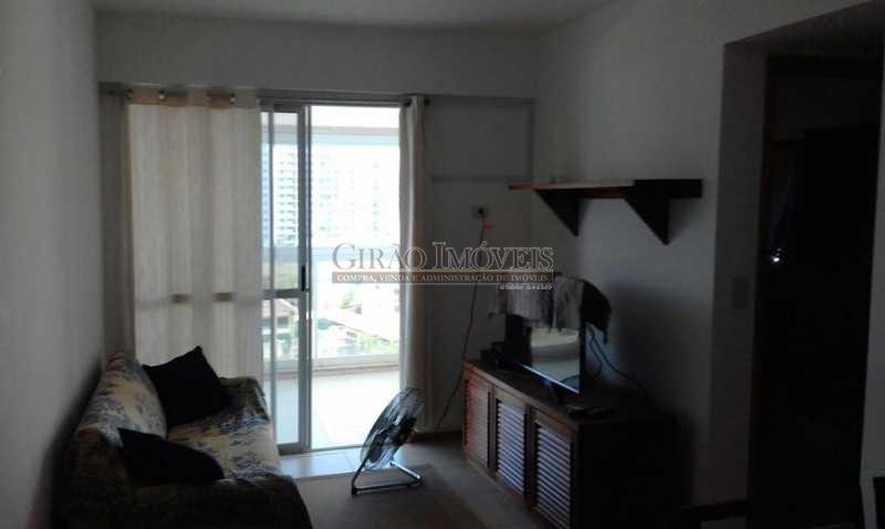 2 - Apartamento à venda Avenida Jaime Poggi,Jacarepaguá, Rio de Janeiro - R$ 450.000 - GIAP30657 - 4