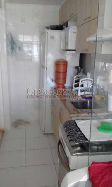 7 - Apartamento à venda Avenida Jaime Poggi,Jacarepaguá, Rio de Janeiro - R$ 450.000 - GIAP30657 - 17