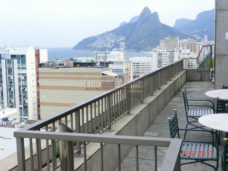 15 - Flat À Venda - Ipanema - Rio de Janeiro - RJ - GIFL20013 - 16