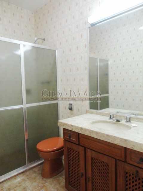 10 banheiro social - Apartamento 1 quarto para venda e aluguel Copacabana, Rio de Janeiro - R$ 650.000 - GIAP10310 - 12