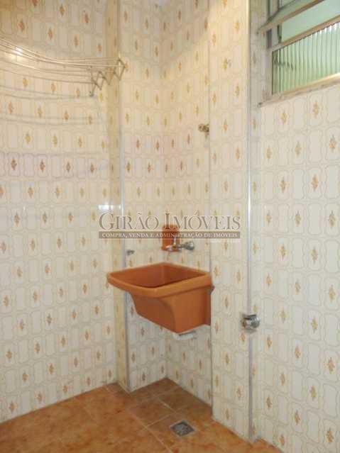 13  área serviço - Apartamento 1 quarto para venda e aluguel Copacabana, Rio de Janeiro - R$ 650.000 - GIAP10310 - 15