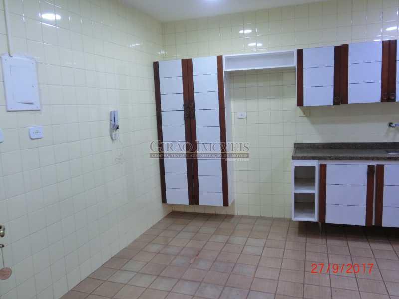 21 - Apartamento para venda e aluguel Rua Santa Clara,Copacabana, Rio de Janeiro - R$ 1.550.000 - GIAP30680 - 22