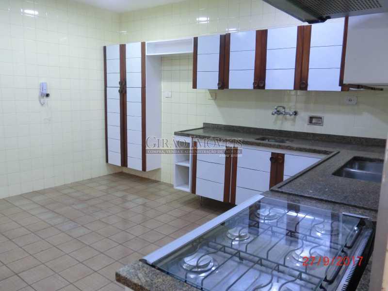 22 - Apartamento para venda e aluguel Rua Santa Clara,Copacabana, Rio de Janeiro - R$ 1.550.000 - GIAP30680 - 23