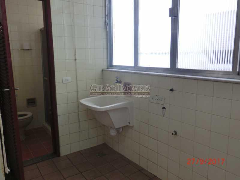 23 - Apartamento para venda e aluguel Rua Santa Clara,Copacabana, Rio de Janeiro - R$ 1.550.000 - GIAP30680 - 24