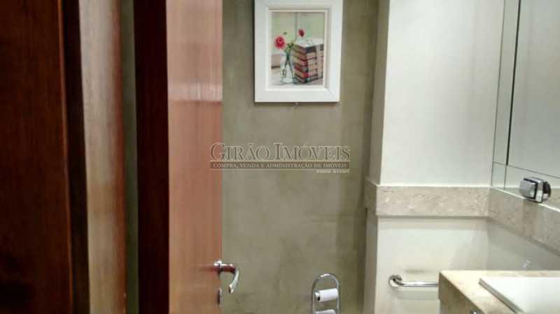7 - Sala Comercial 39m² à venda Rua Miguel Lemos,Copacabana, Rio de Janeiro - R$ 380.000 - GISL00061 - 8