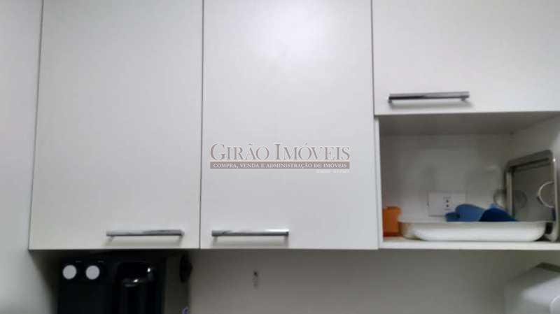 10 - Sala Comercial 39m² à venda Rua Miguel Lemos,Copacabana, Rio de Janeiro - R$ 380.000 - GISL00061 - 12