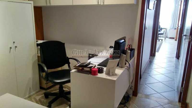 5 - Sala Comercial 39m² à venda Rua Miguel Lemos,Copacabana, Rio de Janeiro - R$ 380.000 - GISL00061 - 21