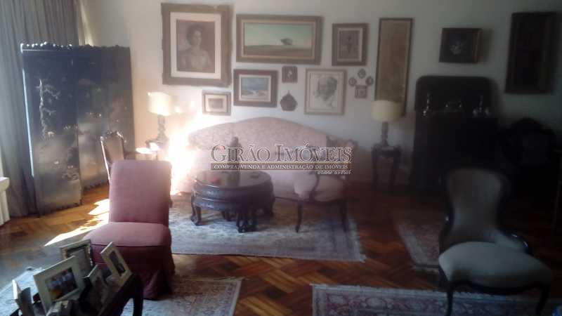 1 - Cobertura à venda Rua Miguel Lemos,Copacabana, Rio de Janeiro - R$ 3.200.000 - GICO40038 - 1