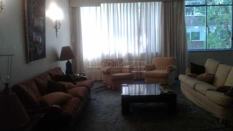 1 - Apartamento À Venda - Copacabana - Rio de Janeiro - RJ - GIAP30713 - 1