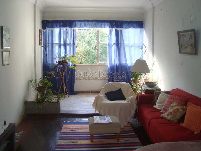 1 - Apartamento à venda Rua General Ribeiro da Costa,Leme, Rio de Janeiro - R$ 1.050.000 - GIAP30717 - 1