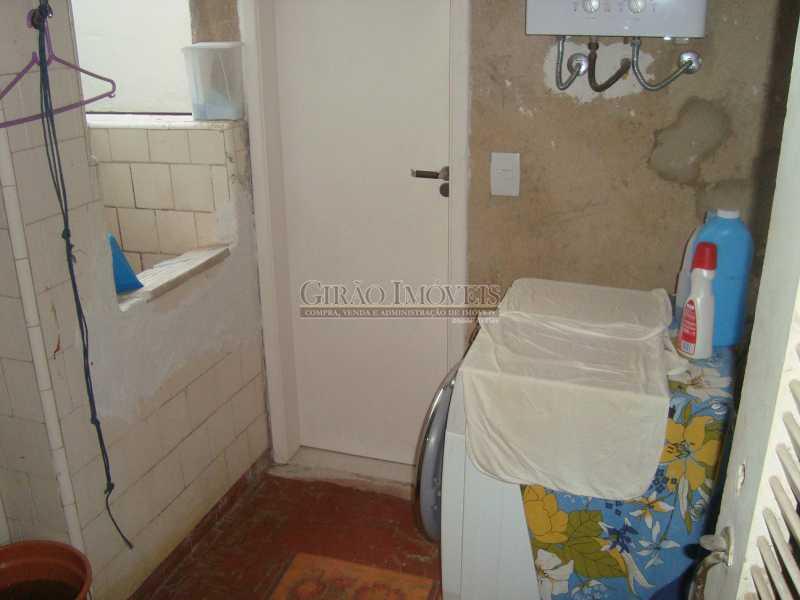 20 - Apartamento à venda Rua General Ribeiro da Costa,Leme, Rio de Janeiro - R$ 1.050.000 - GIAP30717 - 21