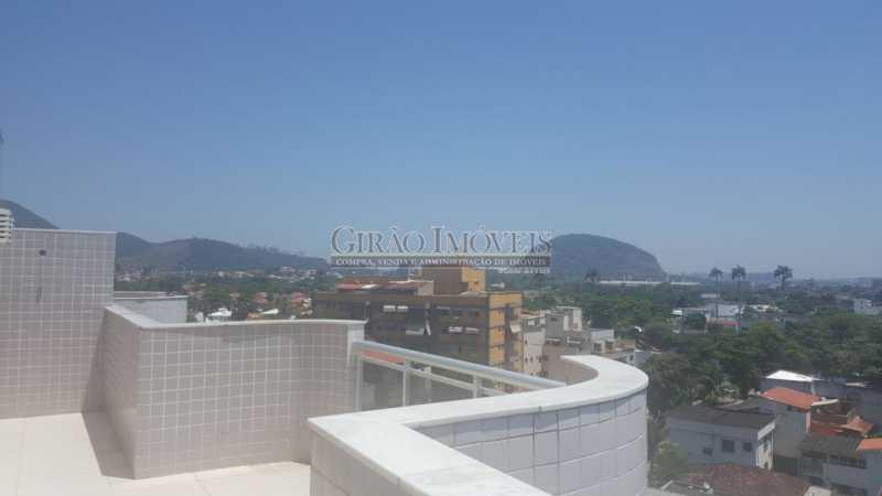 1 - Cobertura À Venda - Anil - Rio de Janeiro - RJ - GICO30060 - 1