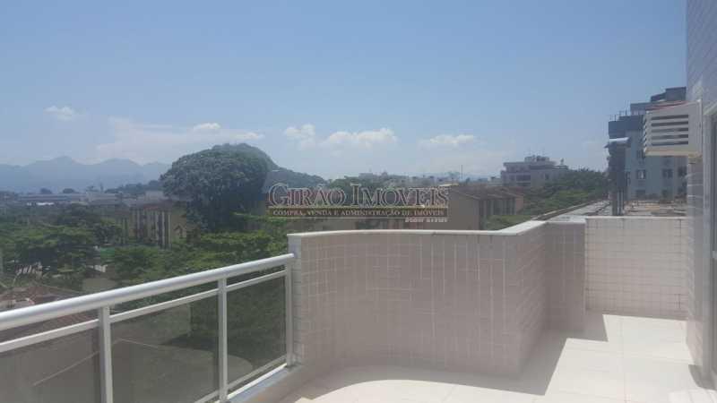 3 - Cobertura À Venda - Anil - Rio de Janeiro - RJ - GICO30060 - 4