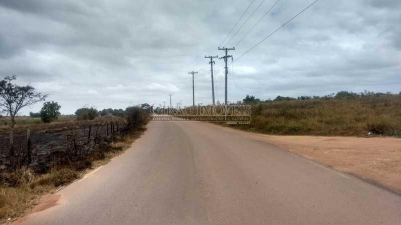 3 - Terreno 170000m² à venda Estrada Brejo Grande,Parque Aeroporto, Campos dos Goytacazes - R$ 7.550.000 - GIGL00009 - 4