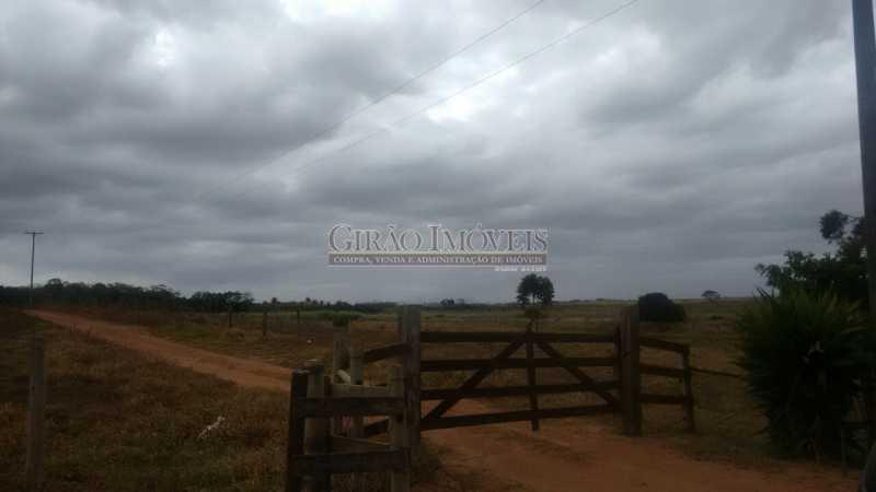 6 - Terreno 170000m² à venda Estrada Brejo Grande,Parque Aeroporto, Campos dos Goytacazes - R$ 7.550.000 - GIGL00009 - 7