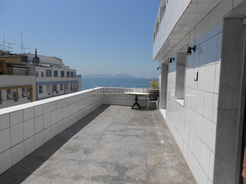 1 - Cobertura à venda Rua Bolivar,Copacabana, Rio de Janeiro - R$ 5.300.000 - GICO50007 - 4