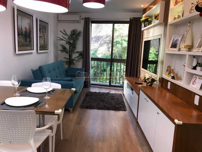 7fdca9a4-6c0e-41aa-9392-46713b - Flat 1 quarto à venda Copacabana, Rio de Janeiro - R$ 890.000 - GIFL10038 - 3