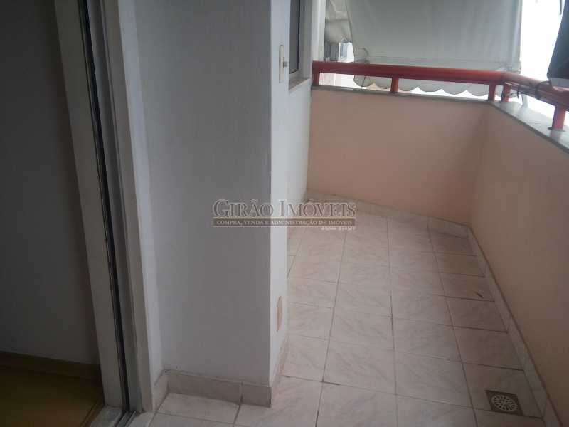 3 - Cobertura à venda Avenida Geremário Dantas,Freguesia (Jacarepaguá), Rio de Janeiro - R$ 590.000 - GICO30061 - 4