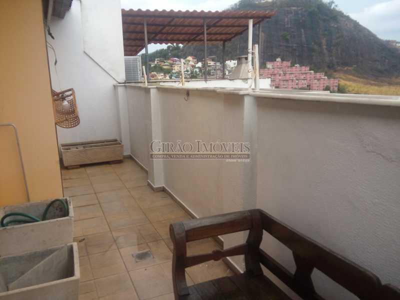 13 - Cobertura à venda Avenida Geremário Dantas,Freguesia (Jacarepaguá), Rio de Janeiro - R$ 590.000 - GICO30061 - 15