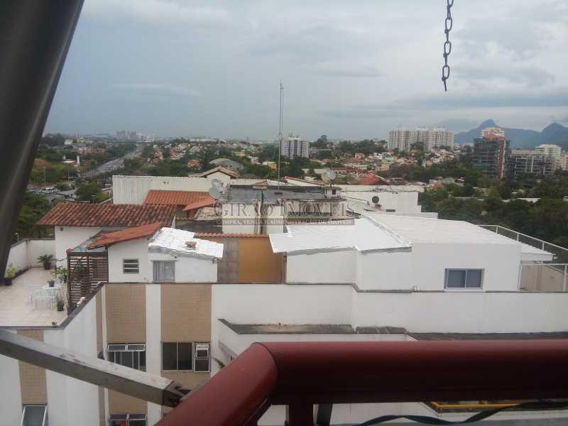 16 - Cobertura à venda Avenida Geremário Dantas,Freguesia (Jacarepaguá), Rio de Janeiro - R$ 590.000 - GICO30061 - 18