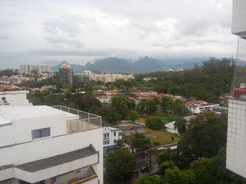 17 - Cobertura à venda Avenida Geremário Dantas,Freguesia (Jacarepaguá), Rio de Janeiro - R$ 590.000 - GICO30061 - 19