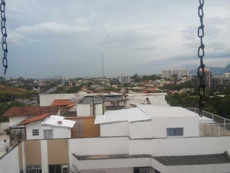 18 - Cobertura à venda Avenida Geremário Dantas,Freguesia (Jacarepaguá), Rio de Janeiro - R$ 590.000 - GICO30061 - 20