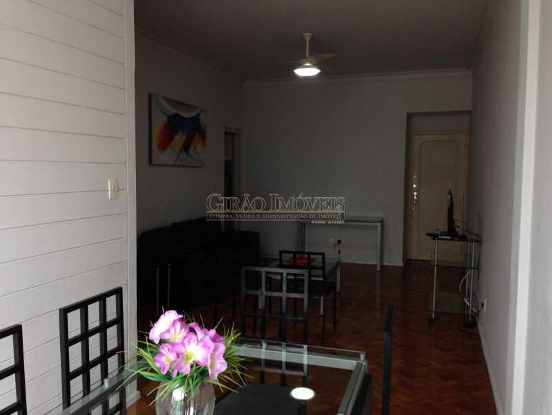 2 - apaixonadamente Ipanema, 2 quartos, perto do metro, trecho nobre, portaria 24 hs, garagem proxima, condominio barato, desocupado, pronto para morar, mobiliado - GIAP20637 - 3
