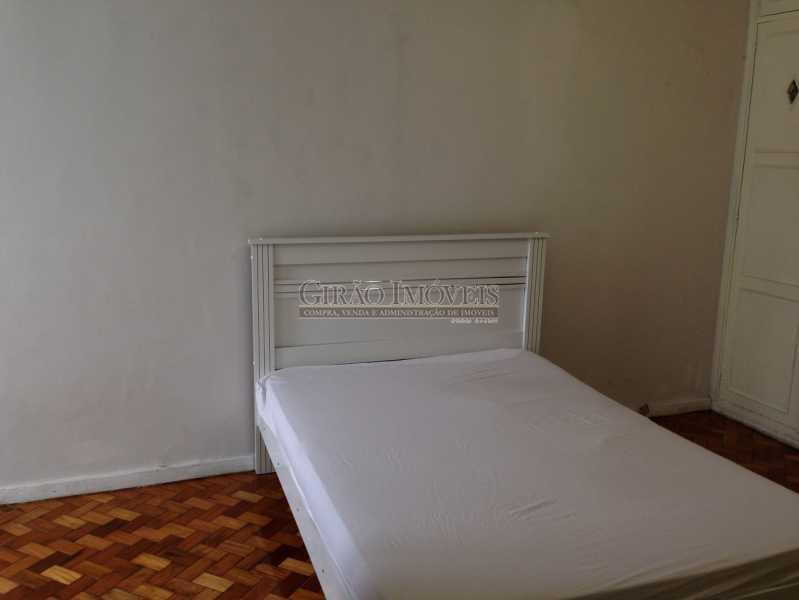11 - apaixonadamente Ipanema, 2 quartos, perto do metro, trecho nobre, portaria 24 hs, garagem proxima, condominio barato, desocupado, pronto para morar, mobiliado - GIAP20637 - 12