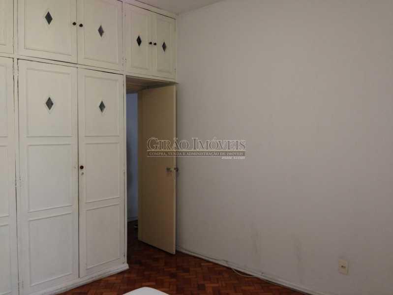 12 - apaixonadamente Ipanema, 2 quartos, perto do metro, trecho nobre, portaria 24 hs, garagem proxima, condominio barato, desocupado, pronto para morar, mobiliado - GIAP20637 - 13