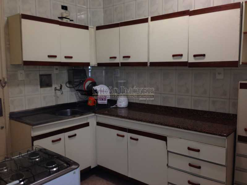 16 - apaixonadamente Ipanema, 2 quartos, perto do metro, trecho nobre, portaria 24 hs, garagem proxima, condominio barato, desocupado, pronto para morar, mobiliado - GIAP20637 - 17