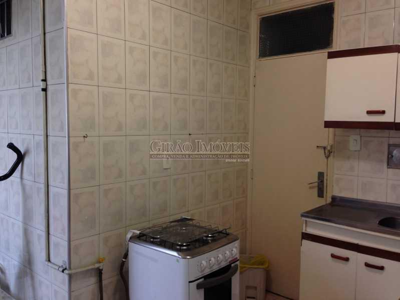 17 - apaixonadamente Ipanema, 2 quartos, perto do metro, trecho nobre, portaria 24 hs, garagem proxima, condominio barato, desocupado, pronto para morar, mobiliado - GIAP20637 - 18