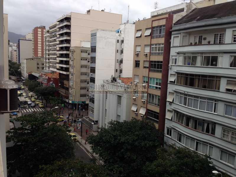 21 - apaixonadamente Ipanema, 2 quartos, perto do metro, trecho nobre, portaria 24 hs, garagem proxima, condominio barato, desocupado, pronto para morar, mobiliado - GIAP20637 - 22