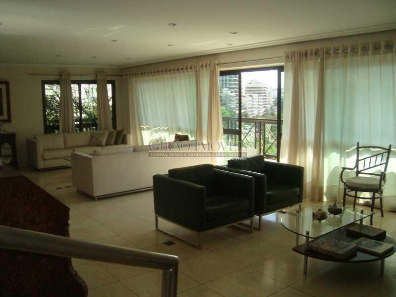 1 - Cobertura à venda Avenida Epitácio Pessoa,Ipanema, Rio de Janeiro - R$ 12.000.000 - GICO50008 - 3