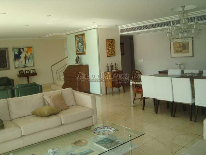 3 - Cobertura à venda Avenida Epitácio Pessoa,Ipanema, Rio de Janeiro - R$ 12.000.000 - GICO50008 - 5