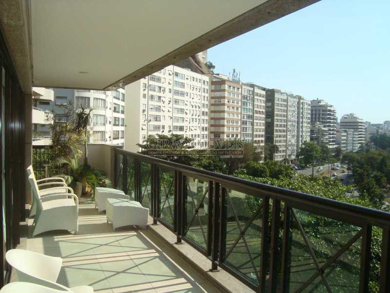 31 - Cobertura à venda Avenida Epitácio Pessoa,Ipanema, Rio de Janeiro - R$ 12.000.000 - GICO50008 - 30
