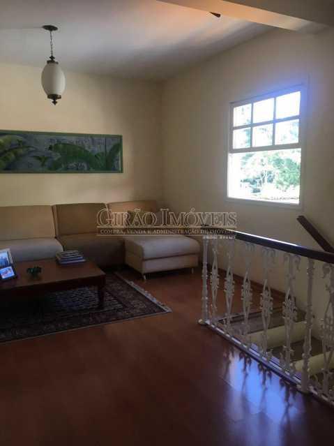 8 - Casa À Venda Rua Marechal Hermes da Fonseca,Quarteirão Ingelheim, Petrópolis - R$ 1.200.000 - GICA40018 - 9