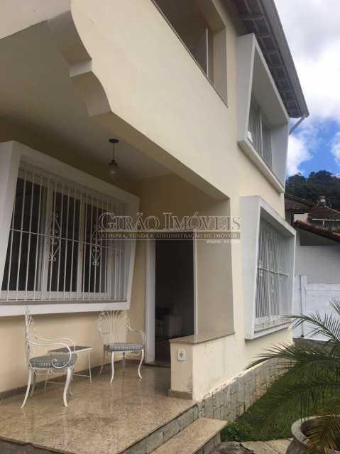 27 - Casa À Venda Rua Marechal Hermes da Fonseca,Quarteirão Ingelheim, Petrópolis - R$ 1.200.000 - GICA40018 - 1