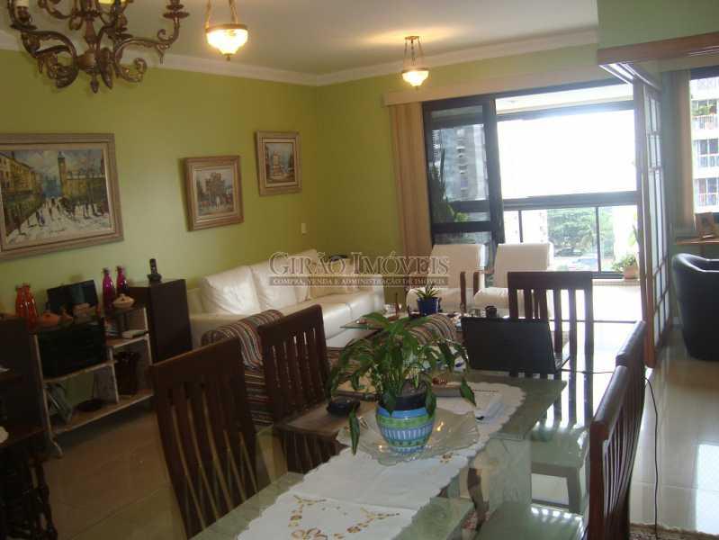 1 - Apartamento À Venda - Barra da Tijuca - Rio de Janeiro - RJ - GIAP30763 - 1