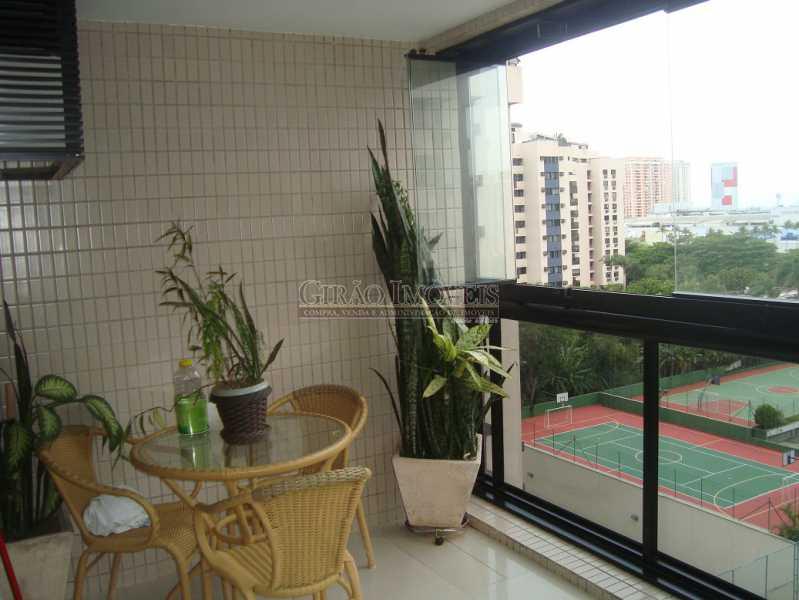 4 - Apartamento À Venda - Barra da Tijuca - Rio de Janeiro - RJ - GIAP30763 - 5
