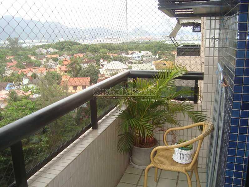 29 - Apartamento À Venda - Barra da Tijuca - Rio de Janeiro - RJ - GIAP30763 - 30
