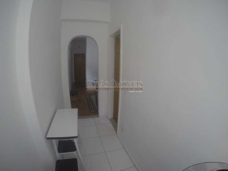1 - Apartamento à venda Avenida Prado Júnior,Copacabana, Rio de Janeiro - R$ 530.000 - GIAP10353 - 1