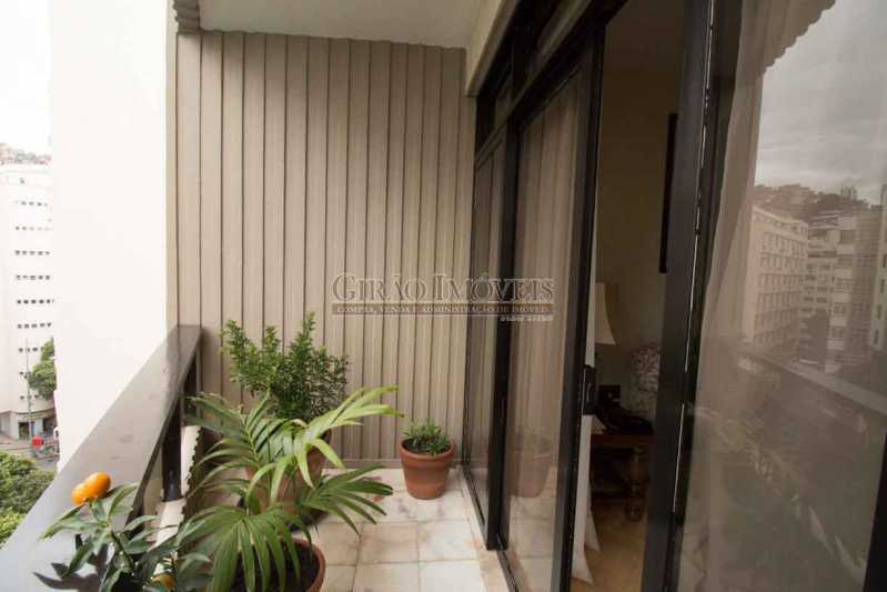 3SalaEstar_Varanda - Apartamento À Venda - Copacabana - Rio de Janeiro - RJ - GIAP30766 - 5