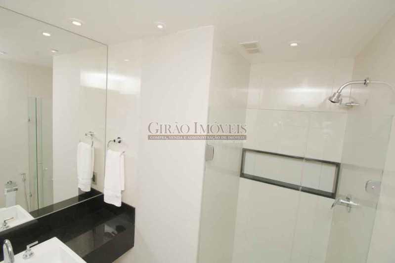 5.BanheiroSocial 2 - Apartamento À Venda - Copacabana - Rio de Janeiro - RJ - GIAP30766 - 10