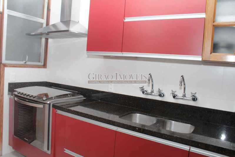 7.Cozinha 2 - Apartamento À Venda - Copacabana - Rio de Janeiro - RJ - GIAP30766 - 17