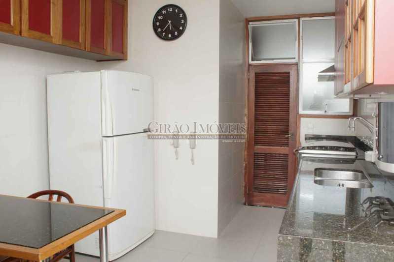 7.Cozinha 3 - Apartamento À Venda - Copacabana - Rio de Janeiro - RJ - GIAP30766 - 18