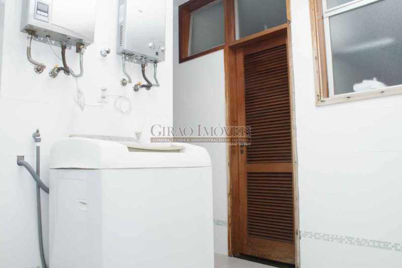 8.PortaDependencia - Apartamento À Venda - Copacabana - Rio de Janeiro - RJ - GIAP30766 - 21