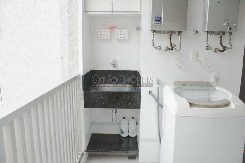 8.Servico_Area 3 - Apartamento À Venda - Copacabana - Rio de Janeiro - RJ - GIAP30766 - 22